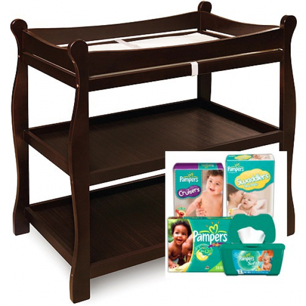 BabyQuip - Baby Equipment Rentals - Changing Station - Changing Station -