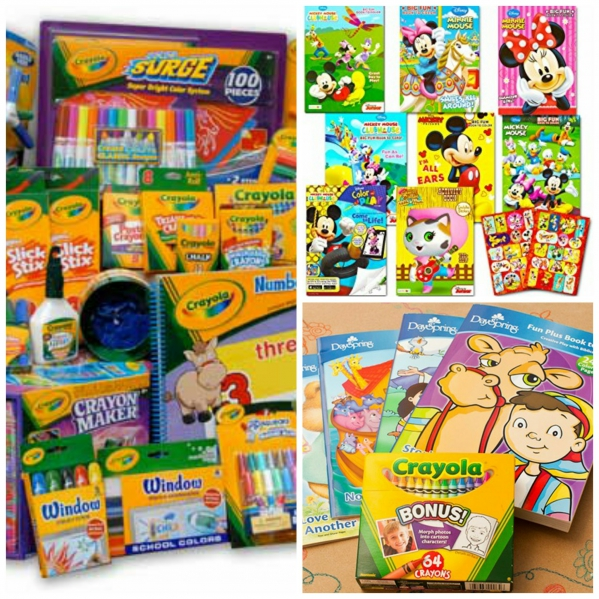 BabyQuip - Baby Equipment Rentals - Coloring package - Coloring package -