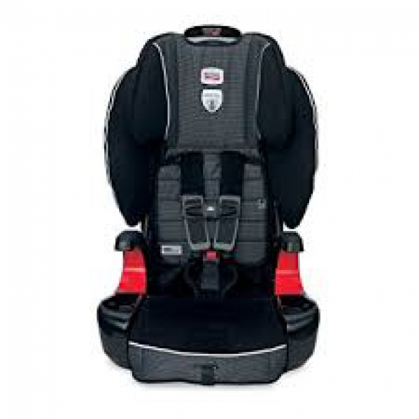 BabyQuip - Baby Equipment Rentals - Britax Frontier Harness Booster Car Seat - Britax Frontier Harness Booster Car Seat -