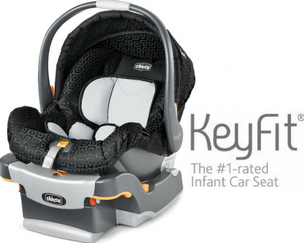 BabyQuip - Baby Equipment Rentals - Chicco Keyfit 30 Infant Car Seat & Base (Premium) - Chicco Keyfit 30 Infant Car Seat & Base (Premium) -