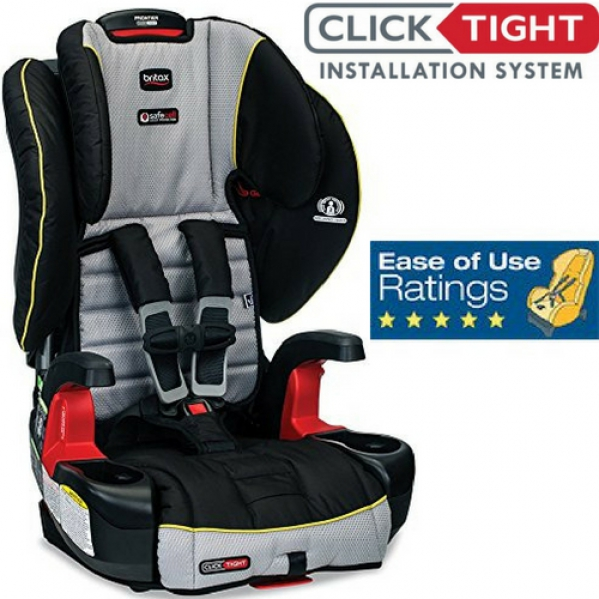 BabyQuip - Baby Equipment Rentals - Britax G1.1 Frontier CT Harness Booster Car Seat - Britax G1.1 Frontier CT Harness Booster Car Seat -