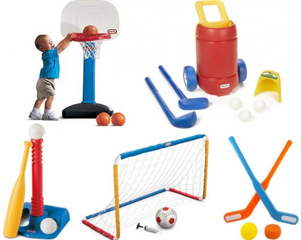 BabyQuip - Baby Equipment Rentals - Tahoe Tikes 5 Sports Package (2+ Years) - Tahoe Tikes 5 Sports Package (2+ Years) -