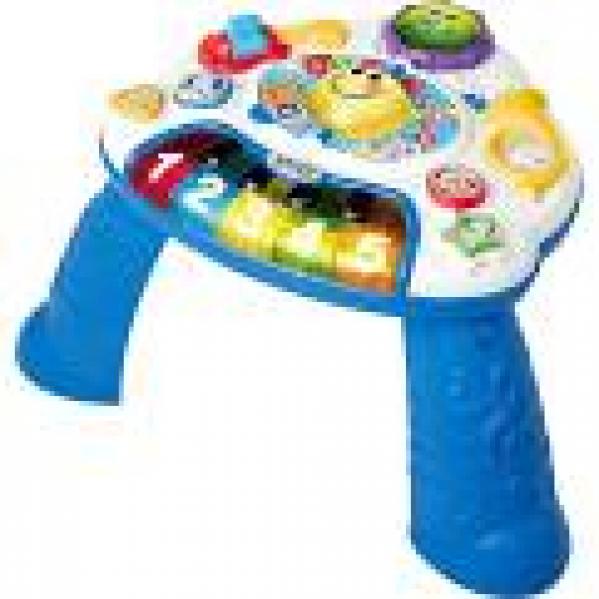 BabyQuip - Baby Equipment Rentals - Musical Activity Table - Musical Activity Table -