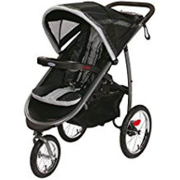 BabyQuip Baby Equipment Rentals - Jogging Stroller - Elyce Forbes - Washington, D.C.