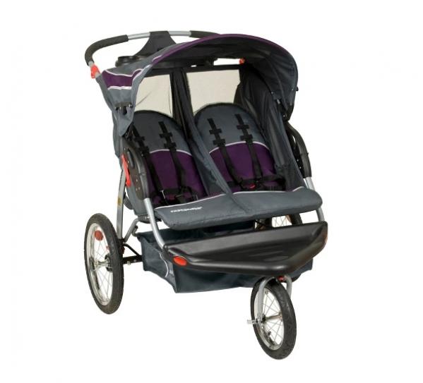 BabyQuip - Baby Equipment Rentals - Double Jogger Stroller - Double Jogger Stroller -