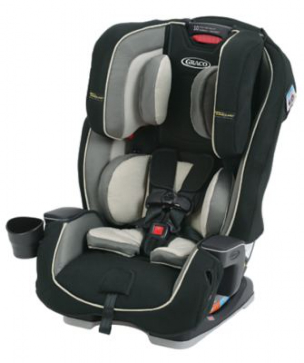 BabyQuip - Baby Equipment Rentals - Graco Milestone All-in-One Car Seat  - Graco Milestone All-in-One Car Seat  -