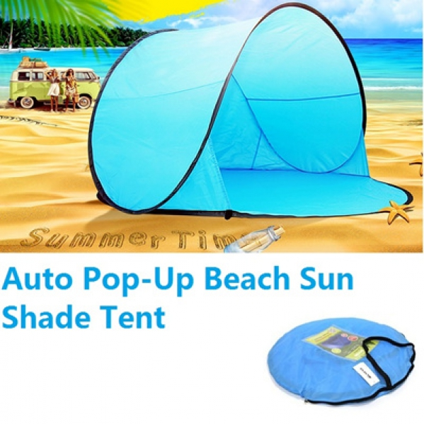 BabyQuip - Baby Equipment Rentals - Pop up Sun-shade tent - Pop up Sun-shade tent -