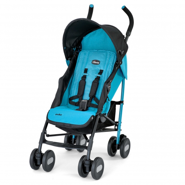 BabyQuip - Baby Equipment Rentals - Lightweight Stroller (Chicco) - Lightweight Stroller (Chicco) -