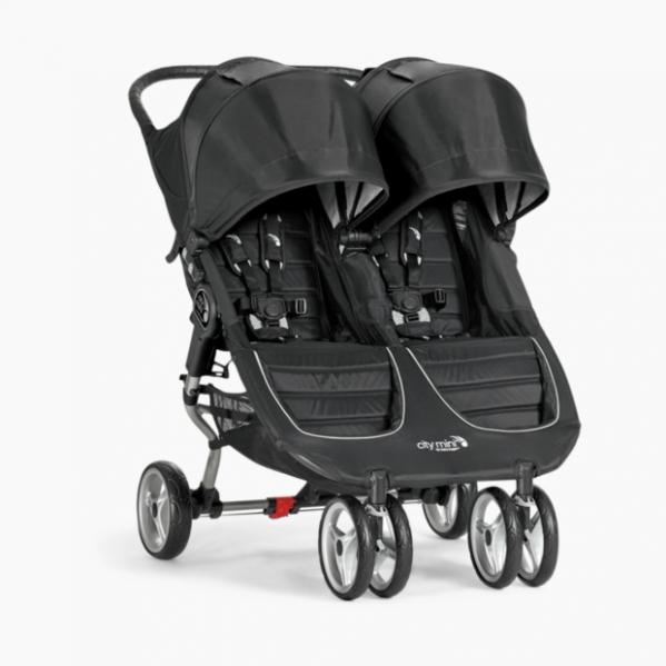BabyQuip - Baby Equipment Rentals - Baby Jogger Double Stroller - Baby Jogger Double Stroller -