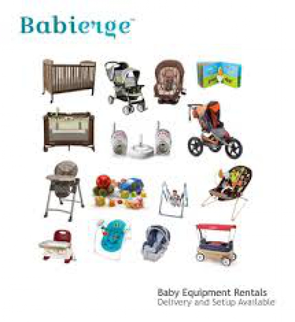BabyQuip - Baby Equipment Rentals - Complete Vacation Package - Complete Vacation Package -