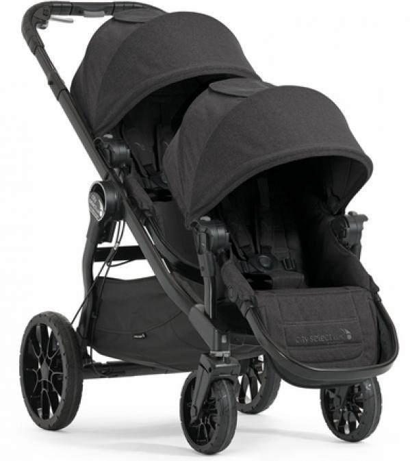 BabyQuip - Baby Equipment Rentals - Tandem Stroller - Tandem Stroller -
