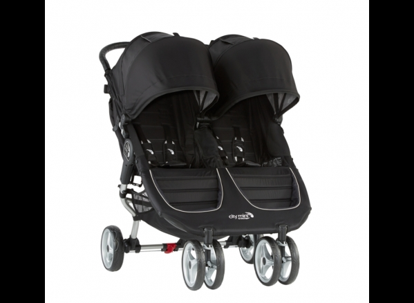 BabyQuip - Baby Equipment Rentals - City Mini Double Stroller - City Mini Double Stroller -