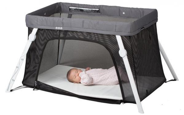 BabyQuip - Baby Equipment Rentals - Lotus Travel Crib - Lotus Travel Crib -