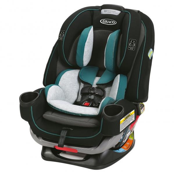 BabyQuip Baby Equipment Rentals - Convertible Car Seat - Beverly Medrano - Los Angeles, California