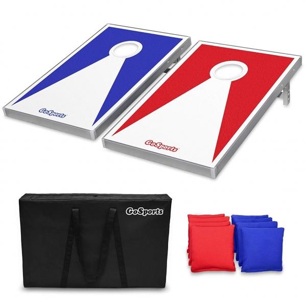 BabyQuip - Baby Equipment Rentals - Cornhole Bean Bag Toss Game - Cornhole Bean Bag Toss Game -