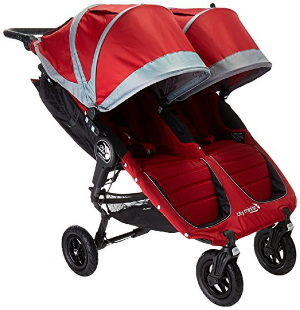 BabyQuip - Baby Equipment Rentals - Double Stroller: Baby Jogger City Mini GT  - Double Stroller: Baby Jogger City Mini GT  -