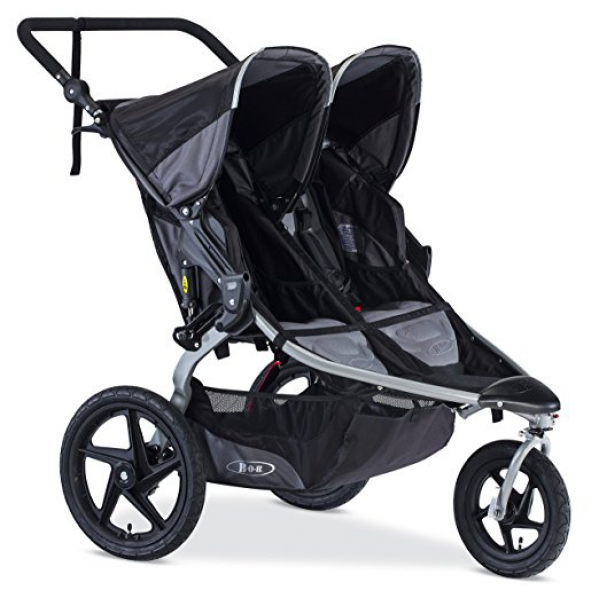 Double Jogging Stroller: BOB Revolution FLEX