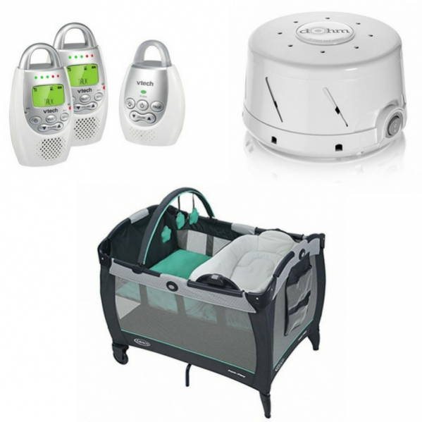 BabyQuip Baby Equipment Rentals - ATL Sleep Lite Package- Saves $4 per day! - Bethany Baker - Atlanta, Georgia
