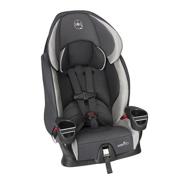 BabyQuip Baby Equipment Rentals - Harness Booster Car Seat - Bethany Baker - Atlanta, Georgia