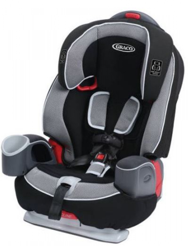 BabyQuip Baby Equipment Rentals - Harness Booster Car Seat - Kristin Ross - San Diego, California