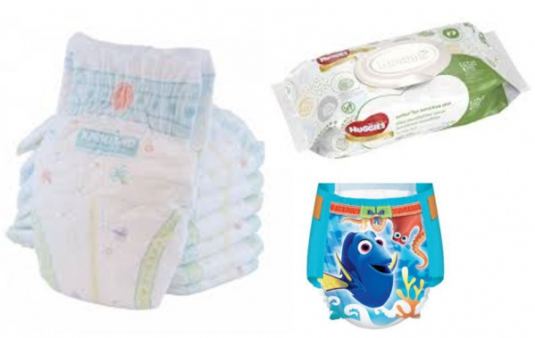 BabyQuip - Baby Equipment Rentals - Diapers & wipes daily - Diapers & wipes daily -