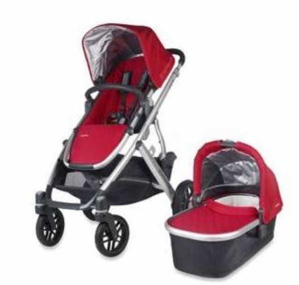 BabyQuip - Baby Equipment Rentals - Uppababy Stroller  plus bassinet - Uppababy Stroller  plus bassinet -