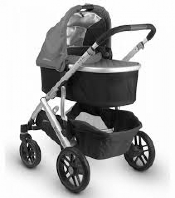 BabyQuip Baby Equipment Rentals - uppababy vista + bassinet only - Kristin Ross - San Diego, California