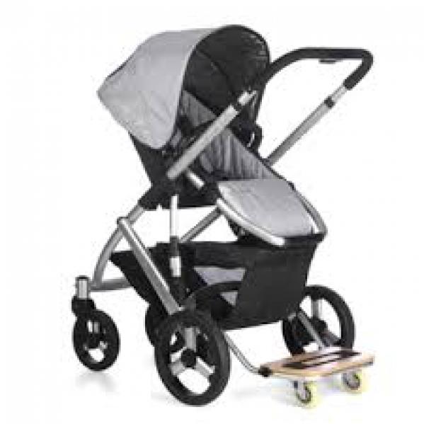 BabyQuip Baby Equipment Rentals - Uppababy Stroller plus piggyback board - Kristin Ross - San Diego, California
