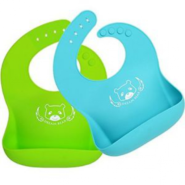 BabyQuip - Baby Equipment Rentals - Bib Set - Bib Set -