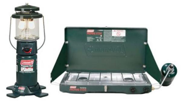 BabyQuip - Baby Equipment Rentals - Camping - stove & lantern - Camping - stove & lantern -
