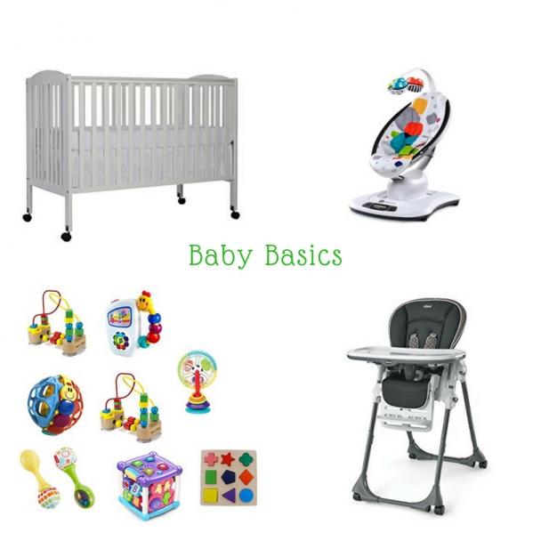 BabyQuip - Baby Equipment Rentals - Baby Basics Package - Baby Basics Package -