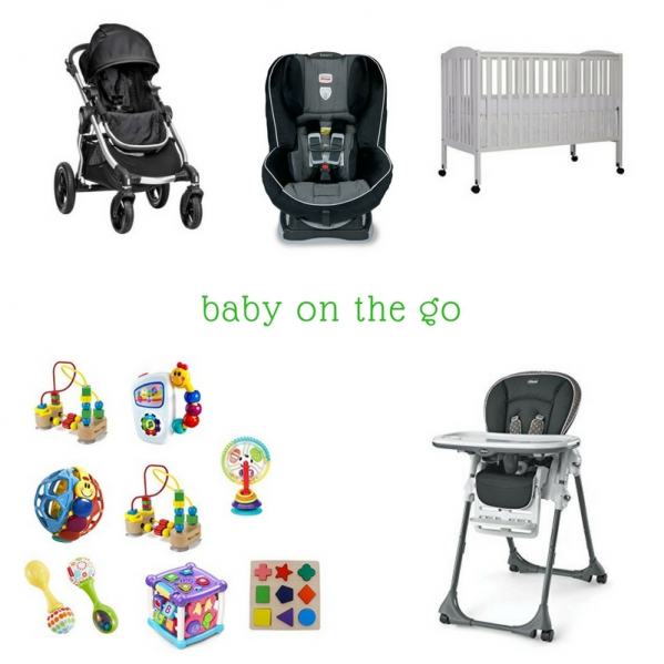 baby on the go package