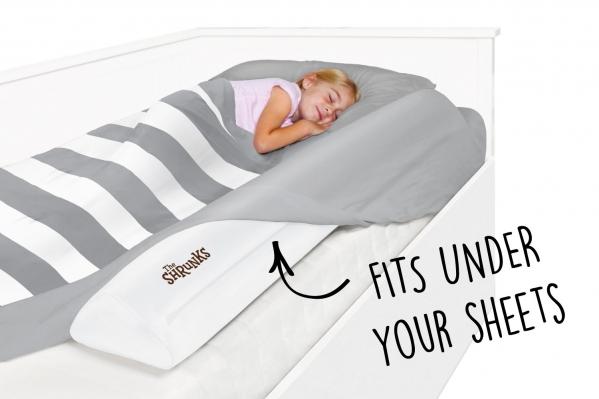 BabyQuip - Baby Equipment Rentals - Shrunks Inflatable Toddler Bed Rails - Shrunks Inflatable Toddler Bed Rails -