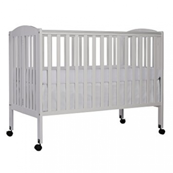 BabyQuip Baby Equipment Rentals - Full-size Crib with Linens - Amanda Vega - Phoenix, Arizona