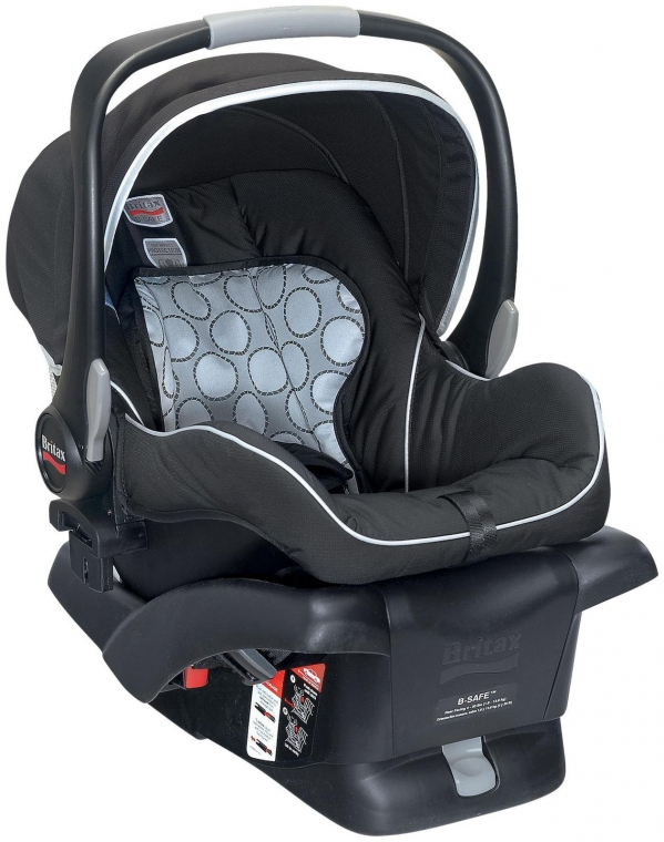 BabyQuip - Baby Equipment Rentals - Infant Car Seat - Compatible with Britax Stroller - Infant Car Seat - Compatible with Britax Stroller -