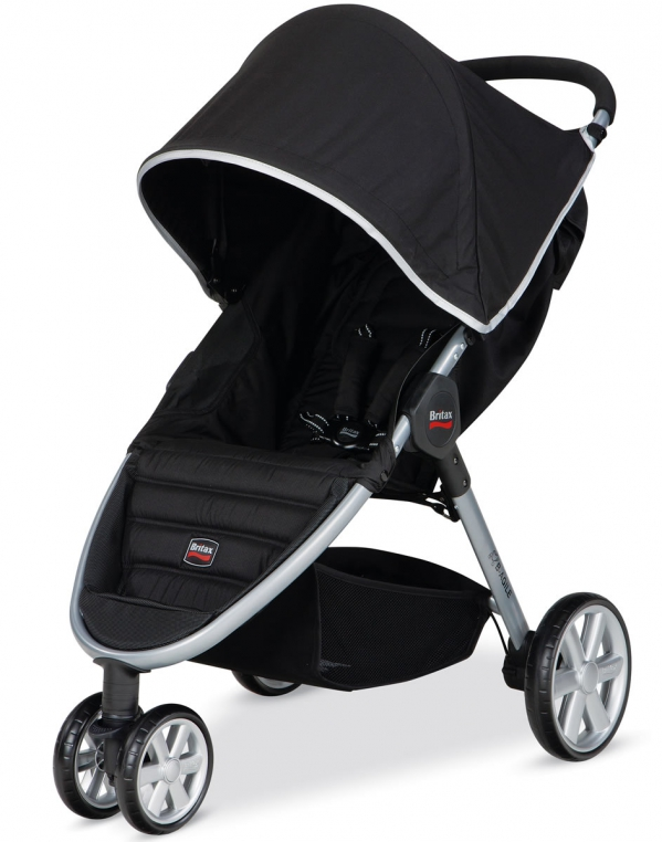 BabyQuip - Baby Equipment Rentals - Britax Stroller - Compatible with Infant Car Seat - Britax Stroller - Compatible with Infant Car Seat -