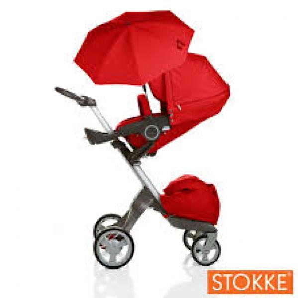 BabyQuip - Baby Equipment Rentals - Stokke Xplory Stroller  - Stokke Xplory Stroller  -
