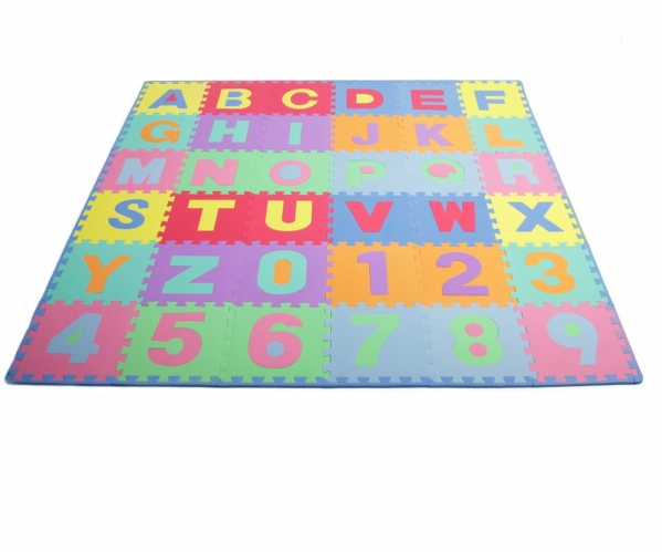 BabyQuip - Baby Equipment Rentals - Foam Play Mat - Foam Play Mat -