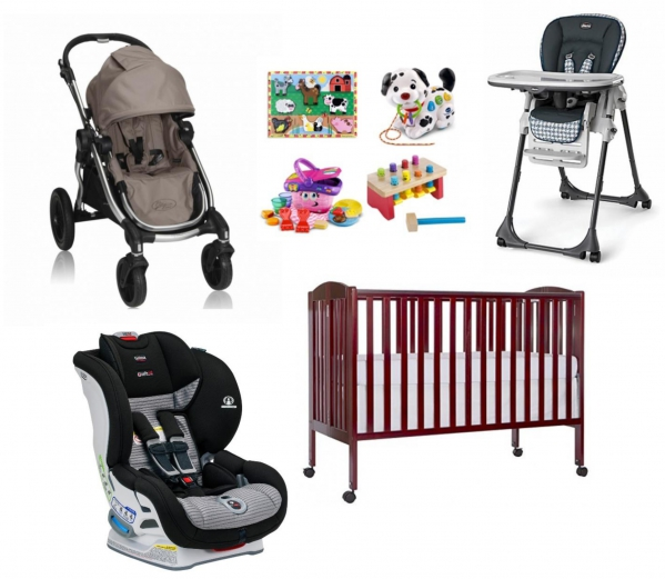 BabyQuip - Baby Equipment Rentals - Ultimate Infant/Toddler Package - Ultimate Infant/Toddler Package -
