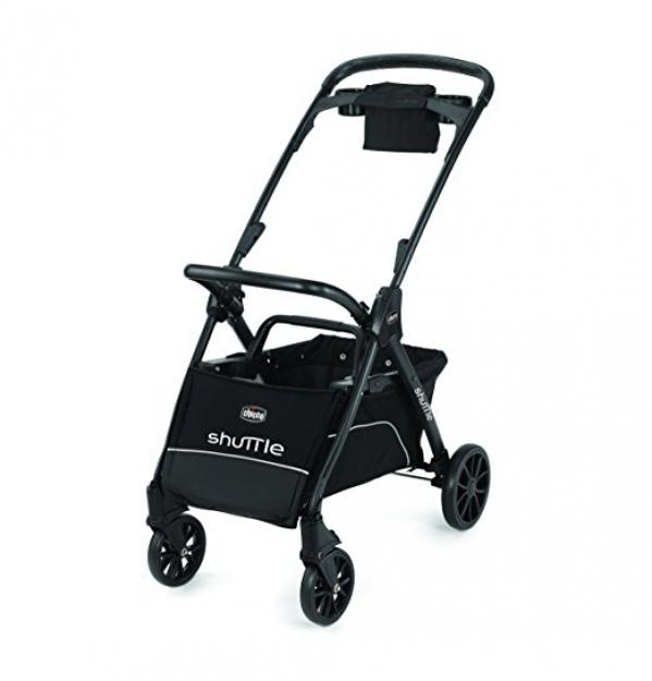 BabyQuip - Baby Equipment Rentals - Chicco Shuttle Frame Stroller - Chicco Shuttle Frame Stroller -