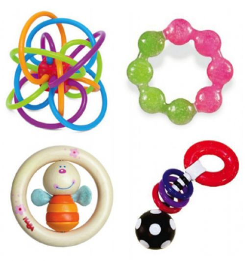 Infant Toy Package - 0 to 1 year
