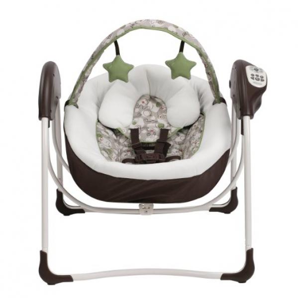 BabyQuip Baby Equipment Rentals - Portable Swing - Lorraine Honrada - San Francisco, CA