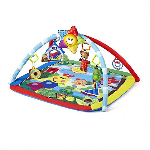BabyQuip Baby Equipment Rentals - Play Mat - Lorraine Honrada - San Francisco, CA