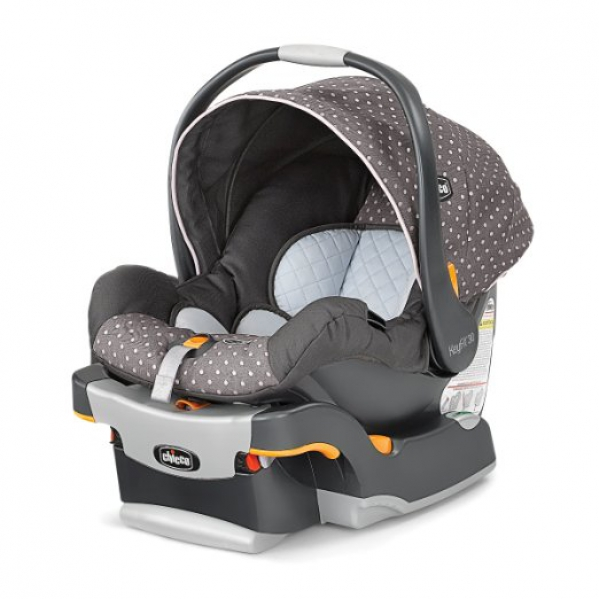 BabyQuip Baby Equipment Rentals - Chicco KeyFit Infant Car Seat - Lorraine Honrada - San Francisco, CA