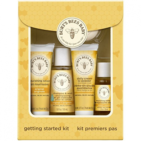 BabyQuip - Baby Equipment Rentals - Natural Burt's Bees Toiletries - Natural Burt's Bees Toiletries -