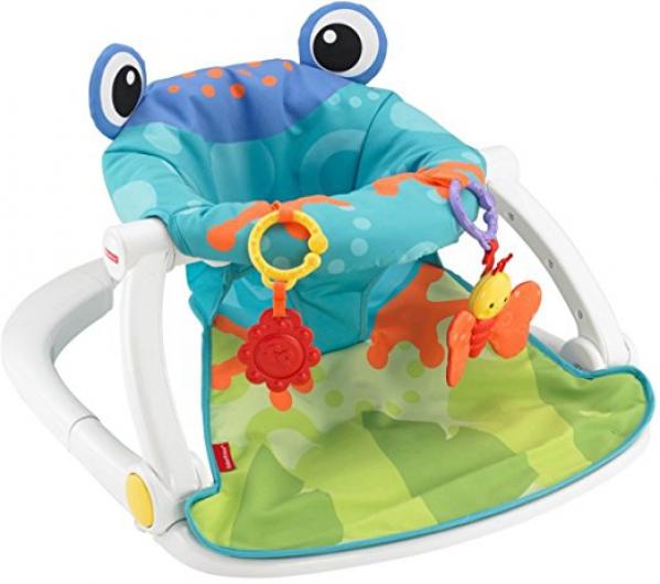 BabyQuip - Baby Equipment Rentals - Fisher-Price Sit-Me-Up Floor Seat - Fisher-Price Sit-Me-Up Floor Seat -