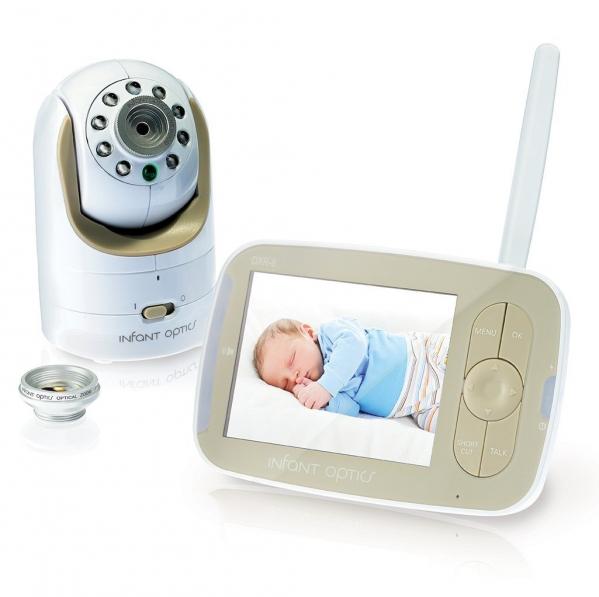 BabyQuip - Baby Equipment Rentals - Infant Optics Video Baby Monitor  - Infant Optics Video Baby Monitor  -