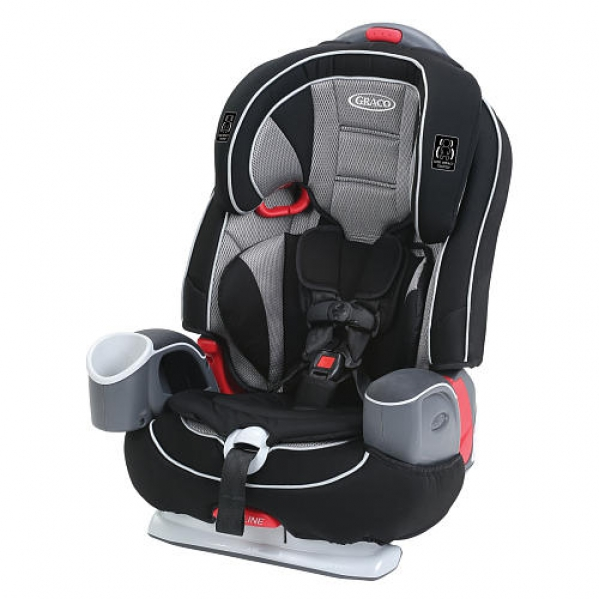 BabyQuip - Baby Equipment Rentals - Graco Nautilus 3-in-1 Harness Booster  - Graco Nautilus 3-in-1 Harness Booster  -