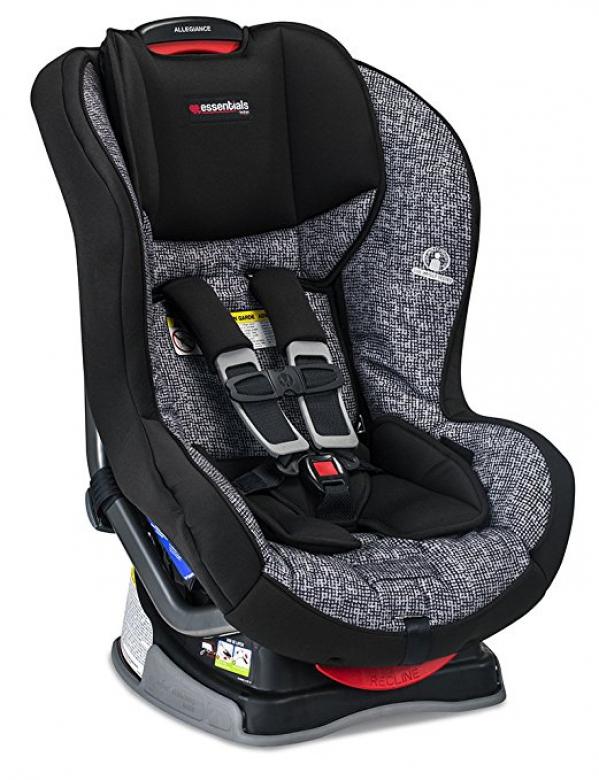 BabyQuip - Baby Equipment Rentals - Britax Essentials Allegiance Convertible Car Seat - Britax Essentials Allegiance Convertible Car Seat -