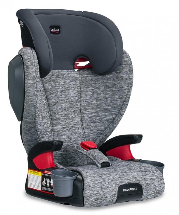 BabyQuip - Baby Equipment Rentals - Britax High Back Booster Seat - Britax High Back Booster Seat -